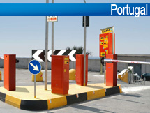 Automatic Parking Barrier Portugal
