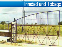 Swing Gate Accurator Trinidad & Tobacco