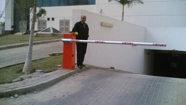 Barrier Gate Parking Barriers Automatic Barrier